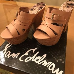 "Beautiful Sam Edelman ""Chase"" Sandals"